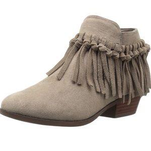 067b132380f0d6 Sam Edelman Shoes - Sam Edelman Fringe Bootie